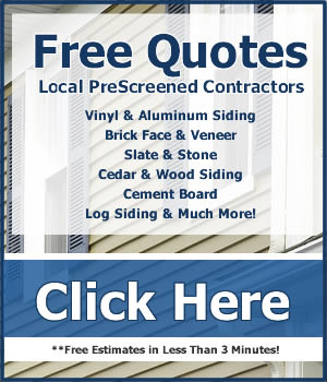 Free siding Quotes Near You