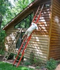 Cedar Siding Resealing